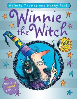Winnie the Witch (Hardback)