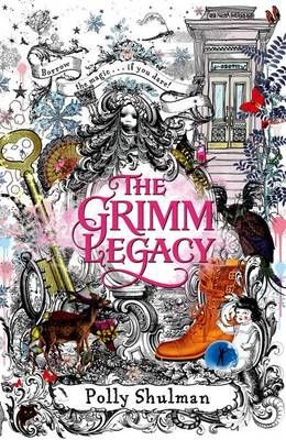 The Grimm Legacy (Paperback)