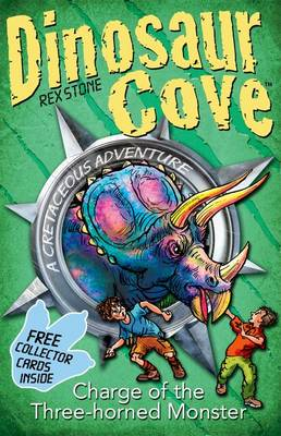 Dinosaur Cove: Charge of the Three Horned Monster - Dinosaur Cove