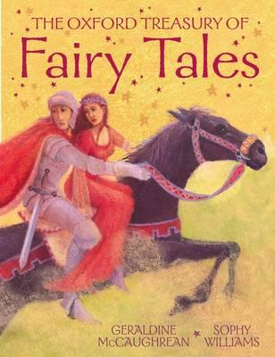 Oxford Treasury of Fairy Tales (Paperback)