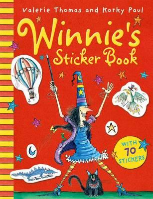 Winnie's Sticker Book 2012