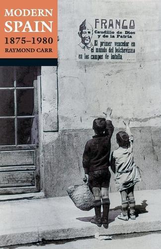 Modern Spain, 1875-1980 (Paperback)