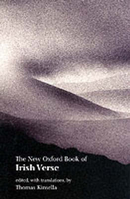 The New Oxford Book of Irish Verse - Oxford Books of Verse (Paperback)