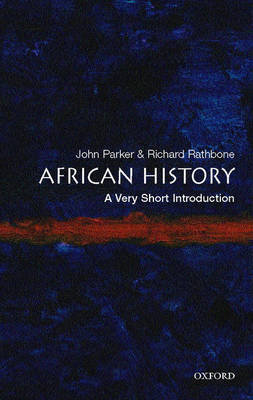 African History: A Very Short Introduction - Very Short Introductions (Paperback)