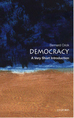 Democracy: A Very Short Introduction - Very Short Introductions (Paperback)