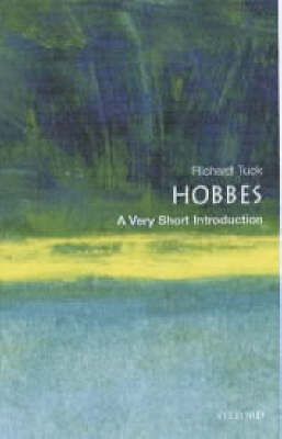 Hobbes: A Very Short Introduction - Very Short Introductions (Paperback)