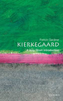 Kierkegaard: A Very Short Introduction - Very Short Introductions (Paperback)
