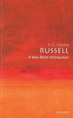 Russell: A Very Short Introduction - Very Short Introductions (Paperback)