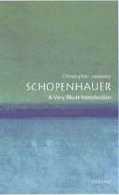 Schopenhauer: A Very Short Introduction - Very Short Introductions (Paperback)