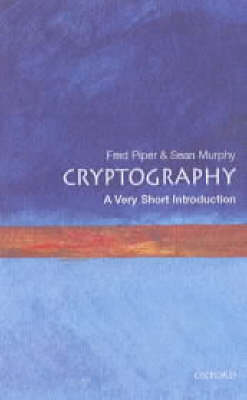 Cryptography: A Very Short Introduction - Very Short Introductions (Paperback)