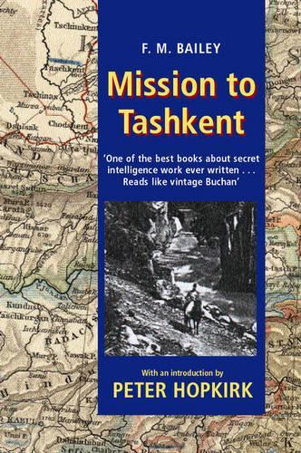 Mission to Tashkent (Paperback)
