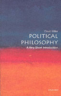 Political Philosophy: A Very Short Introduction - Very Short Introductions (Paperback)