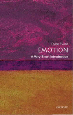 Emotion: A Very Short Introduction - Very Short Introductions (Paperback)