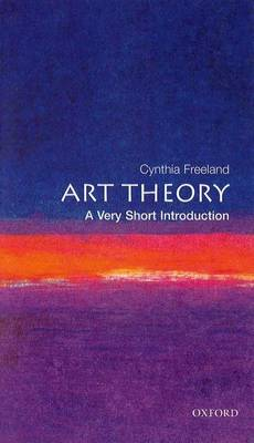 Art Theory: A Very Short Introduction - Very Short Introductions (Paperback)