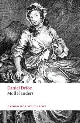 Moll Flanders - Oxford World's Classics (Paperback)