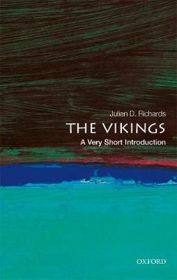 The Vikings: A Very Short Introduction - Very Short Introductions (Paperback)