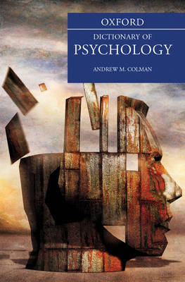 A Dictionary of Psychology - Oxford Paperback Reference (Hardback)