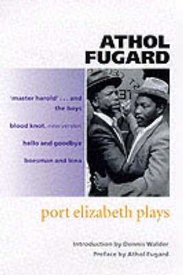 Port Elizabeth Plays (Paperback)