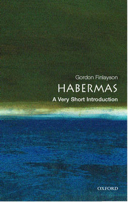 Habermas: A Very Short Introduction - Very Short Introductions (Paperback)