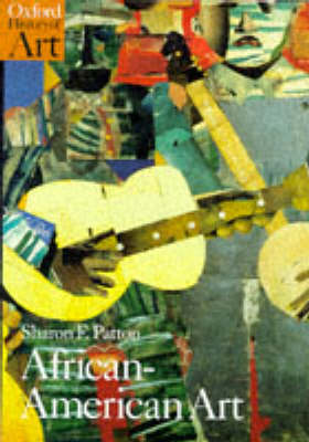 African-American Art - Oxford History of Art (Paperback)