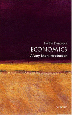 Economics: A Very Short Introduction - Very Short Introductions (Paperback)