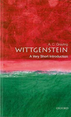 Wittgenstein: A Very Short Introduction - Very Short Introductions (Paperback)