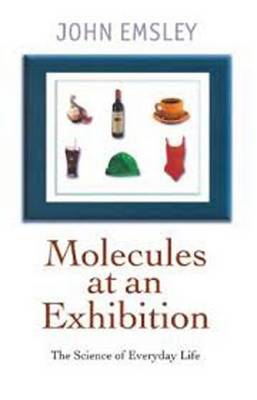 Molecules at an Exhibition: Portraits of Intriguing Materials in Everyday Life (Paperback)