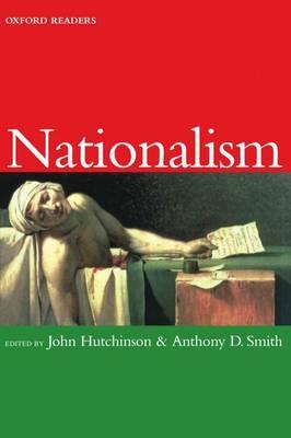 Nationalism - Oxford Readers (Paperback)