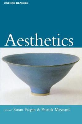Aesthetics - Oxford Readers (Paperback)