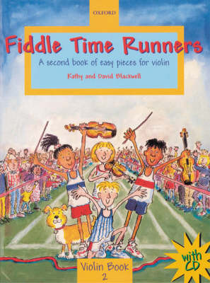 Fiddle Time Runners - Fiddle Time (Sheet music)