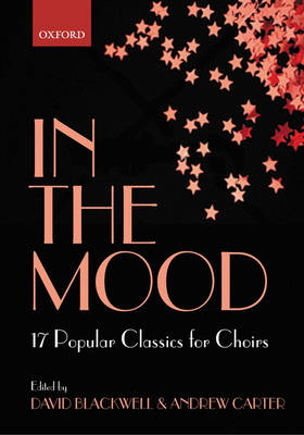 In the Mood: 17 Jazz Classics for Choirs - Lighter Choral Repertoire (Sheet music)