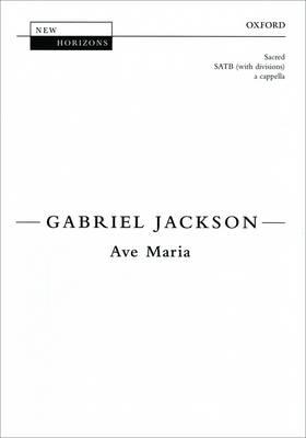 Ave Maria - New Horizons (Sheet music)