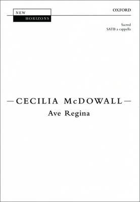 Ave Regina - New Horizons (Sheet music)