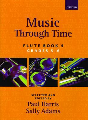Music through Time Flute Book 4 - Music through Time (Sheet music)