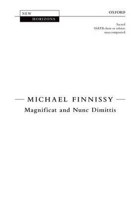 Magnificat and Nunc Dimittis (Sheet music)
