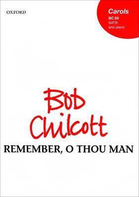 Remember, O thou man: Vocal score (Sheet music)