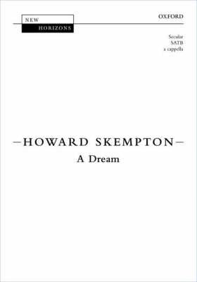 A Dream - New Horizons (Sheet music)