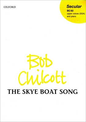 The Skye Boat Song: Vocal score (Sheet music)