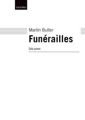 Funerailles (Sheet music)