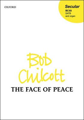 The Face of Peace: Vocal score (Sheet music)