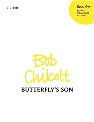 Butterfly's Son (Sheet music)