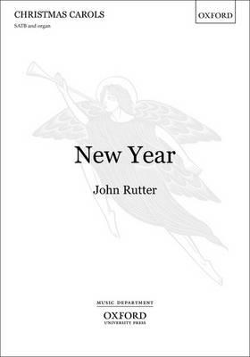 New Year: Vocal score (Sheet music)