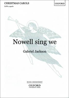 Nowell sing we: Vocal score (Sheet music)