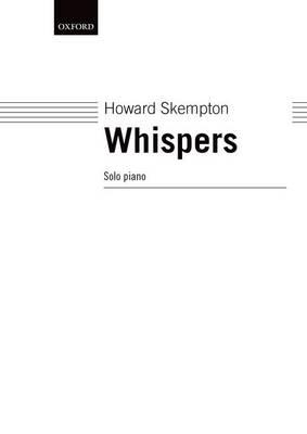 Whispers (Sheet music)