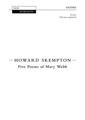 Five Poems of Mary Webb: Vocal score (Sheet music)