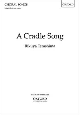 A Cradle Song: Vocal score (Sheet music)