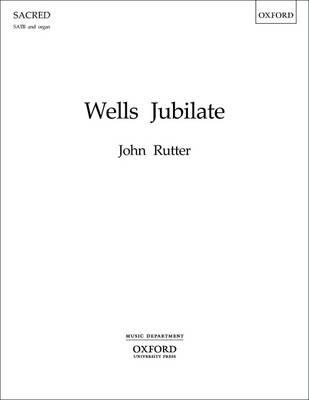 Wells Jubilate (Sheet music)