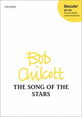 The Song of the Stars (Sheet music)
