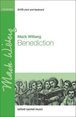 Benediction: Vocal score (Sheet music)