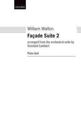 Facade Suite 2: Piano duet (Sheet music)